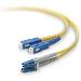 Patch Cable Fiber Duplex Lc/sc 8.3/125 1m