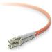 Patch Cable Fiber Multimode Duplex Lc / Lc 50/125 3m