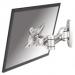 LCD Monitor Arm (fpma-w1020) Wall Mount 441mm Length Silver